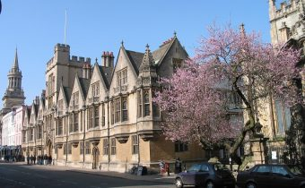 Brasenose College in Oxford