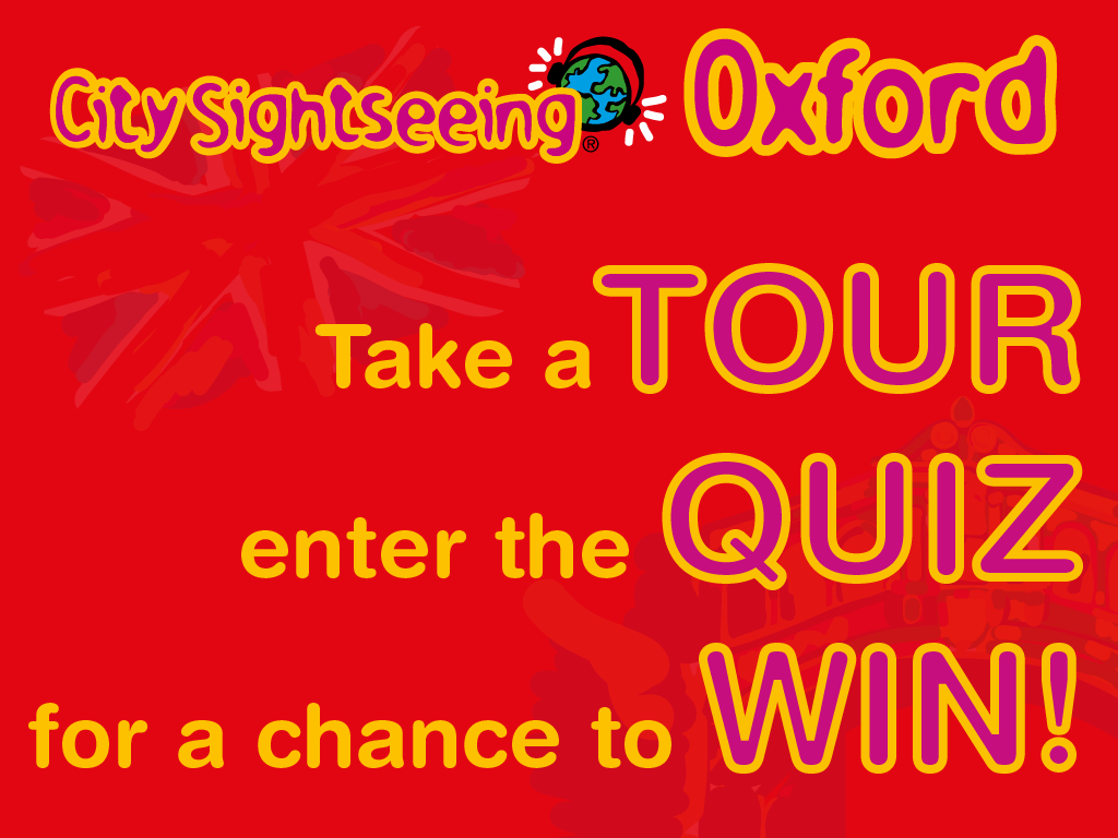 Take a Tour... Enter the Quiz... For a chance to Win!