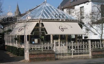 Gee's Restaurant in Oxford