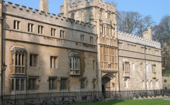Lincoln College in Oxford