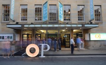 The Playhouse Theatre in Oxford - picture credit: Oxford Playhouse