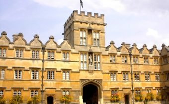 University College in Oxford